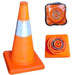 Retractable Traffic Cone  Model No. TCE2