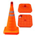 Retractable Traffic Cone  Model No. TCE5