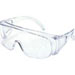 Large Clear Safety Glasses  CE Approved Model No. CJ-1A