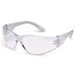 Clear Safety Glasses  Model No. CJ-4